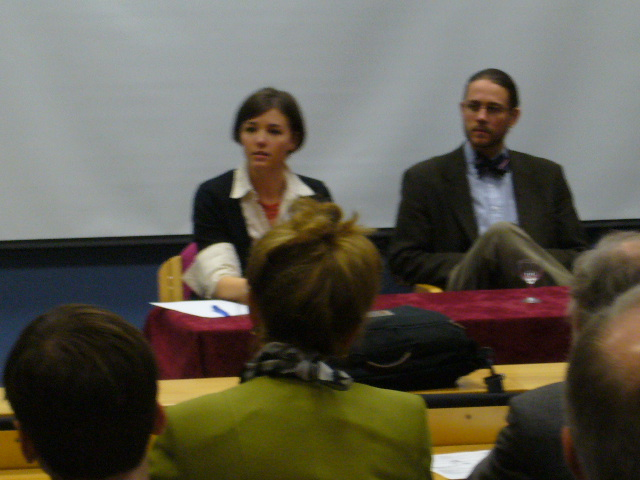 Speakers at 2010 Conference, University of Exeter