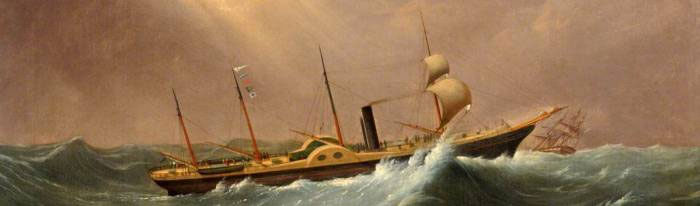 Steaming Ahead: British Merchant Shipping 1810-1914